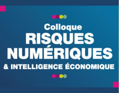 Colloque Risques Numériques au Salon Preventica de Lyon