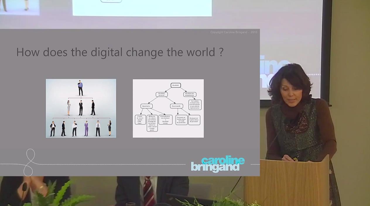 """Conférence """"Mobilité et transformation digitale"""" à l'Université de Riga, Lettonie"""